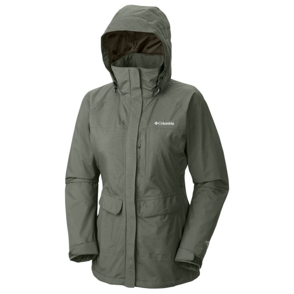Columbia - Women's Longer Miles Jacket - Veste hardshell