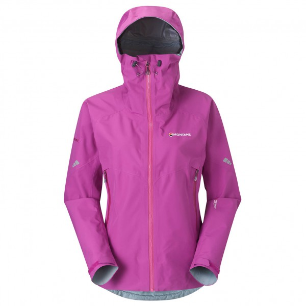 Montane - Women's Further Faster Neo Jacket - Regnjacka