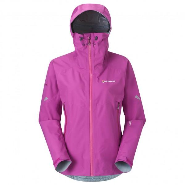 Montane - Women's Further Faster Neo Jacket - Sadetakki