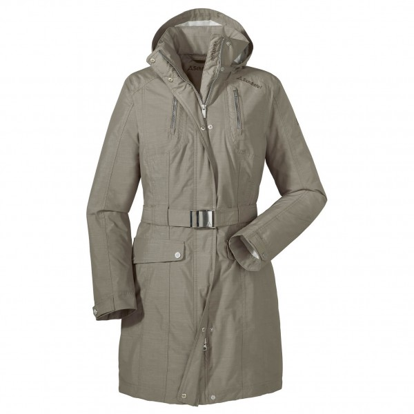 Schöffel - Nujuba - Pitkä takki