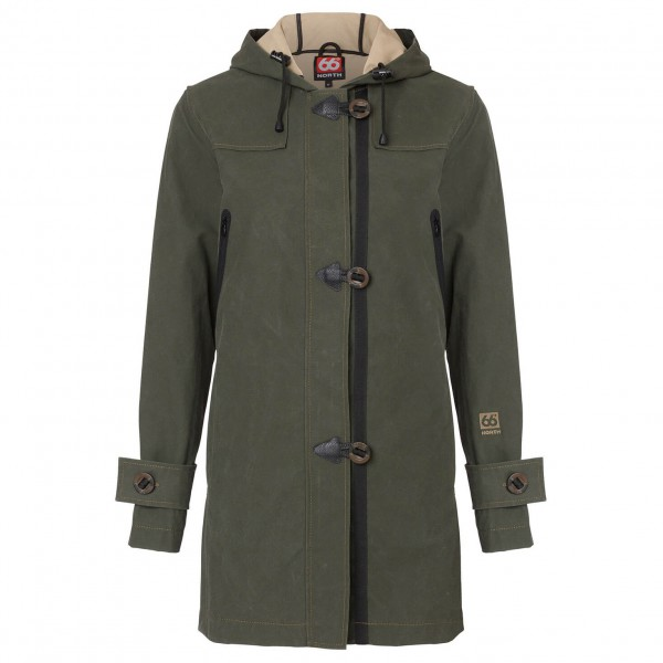 66 North - Women's Reykjavik Duffelcoat Light Edt. - Jas