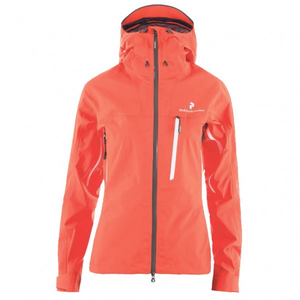 Peak Performance - Women's BL 3S Jacket - Hardshelltakki