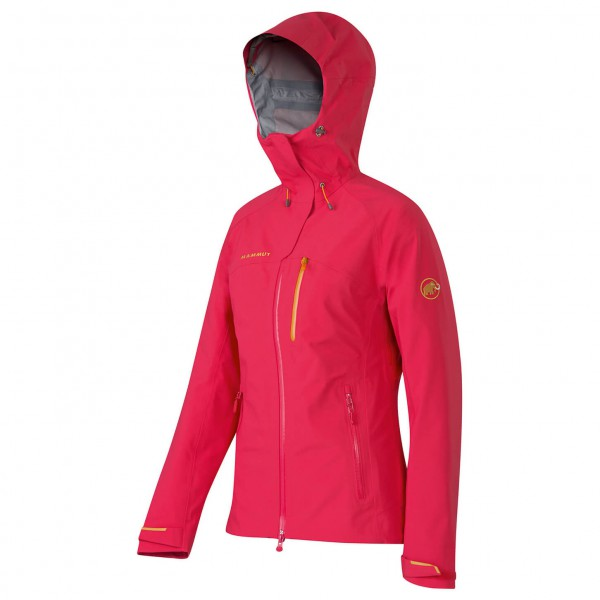 Mammut - Women's Makai Jacket - Hardshell jacket