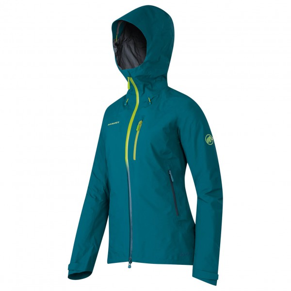 Mammut - Women's Adamello Light Jacket - Hardshell jacket