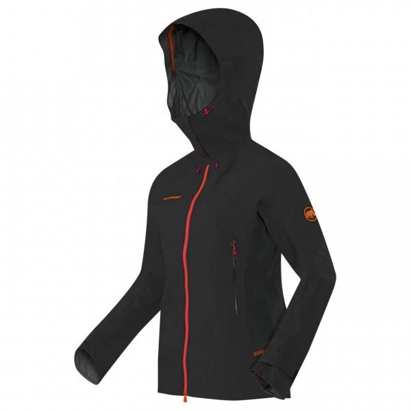 Mammut - Women's Mittellegi Pro HS Hooded Jacket - Regenjacke