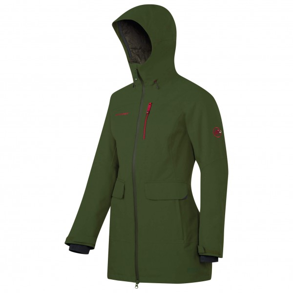 Mammut - Women's Kira HS Parka - Hardshell jacket