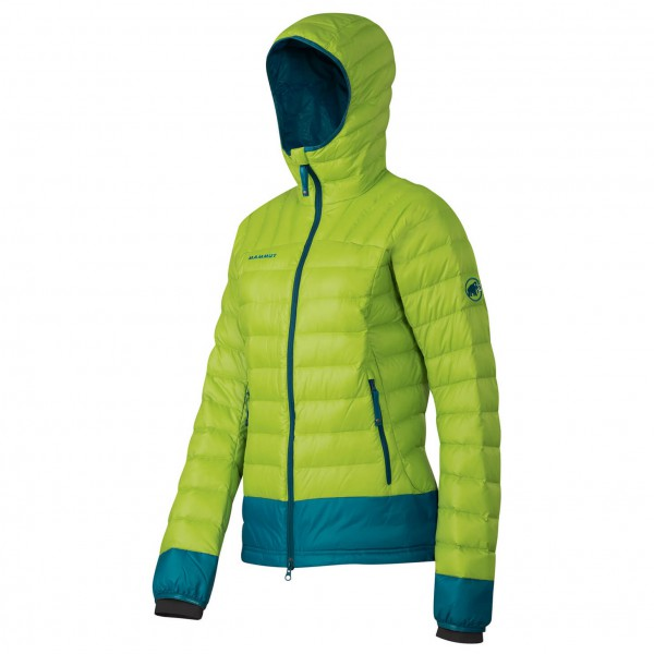 Mammut - Women's Kira IS Hooded Jacket - Jas