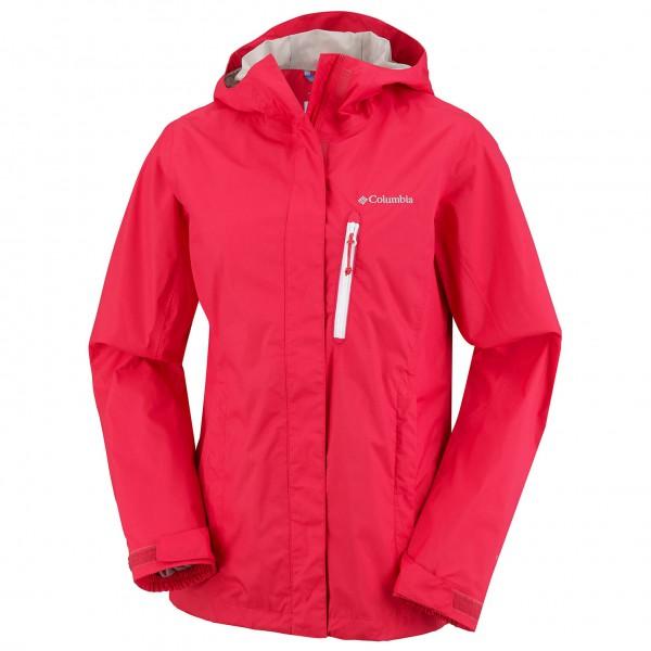 Columbia - Women's Pouring Adventure Jacket - Hardshelljack