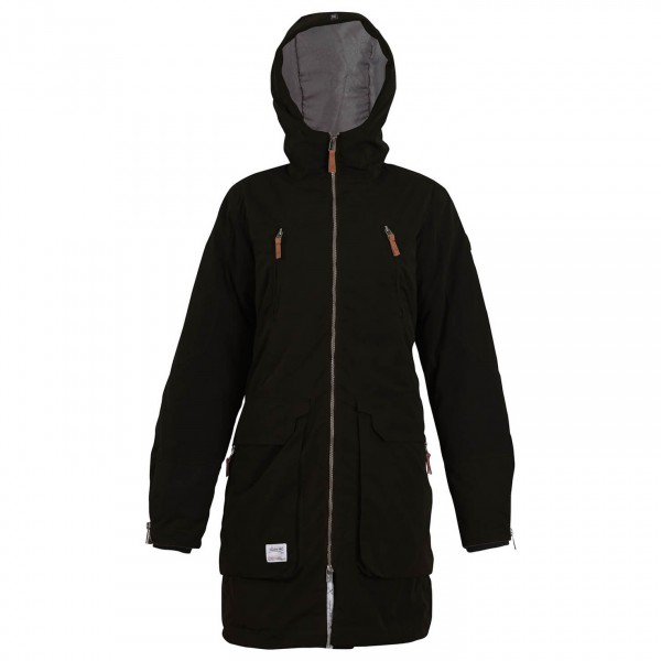 2117 of Sweden - Women's Street Waxed Parka Sundnäs - Mantel