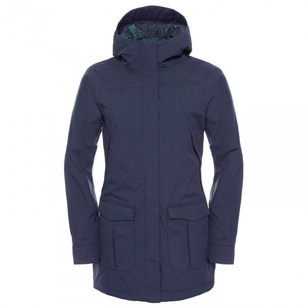 The North Face - Women's NSE Jacket - Pitkä takki
