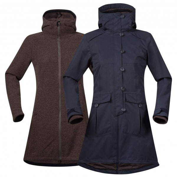 Bergans - Women's Bjerke 3In1 Coat - Mantel
