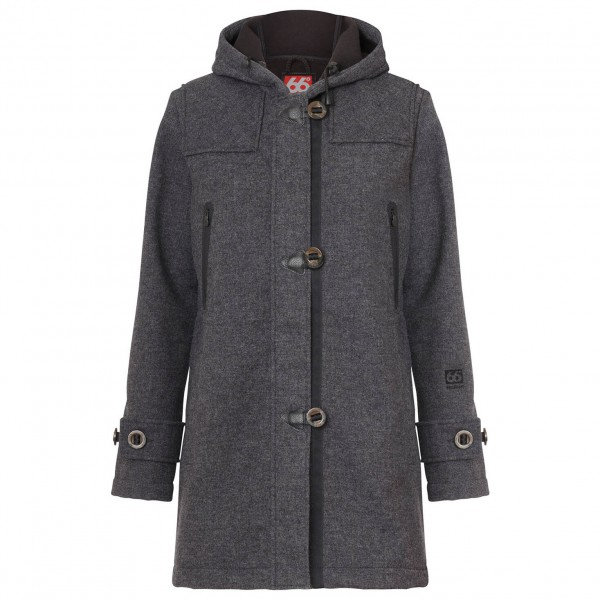 66 North - Women's Reykjavik Duffle Coat - Manteau