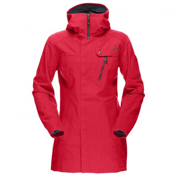 Norrøna - Women's /29 Dri2 Coat - Lang jakke
