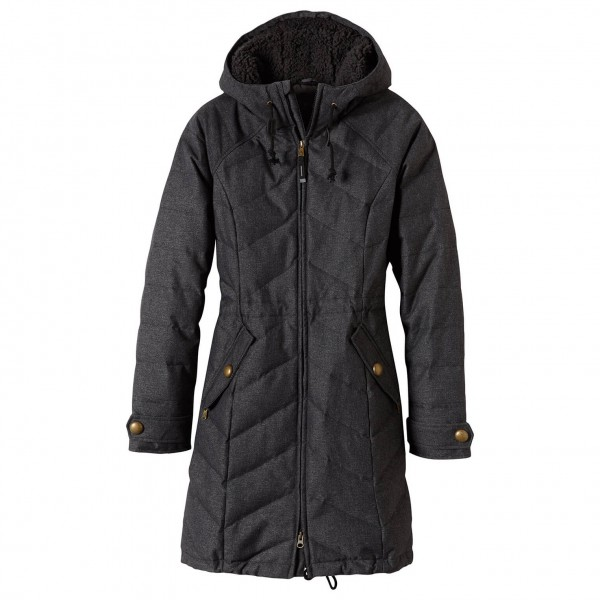 Prana - Women's Mona Jacket - Pitkä takki