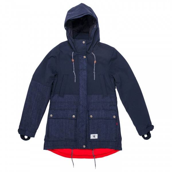 Holden - Women's Shelter Jacket - Pitkä takki