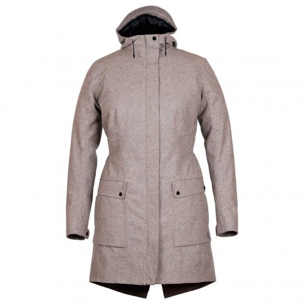 Alchemy Equipment - Women's Laminated Wool Insulated Parka - Coat