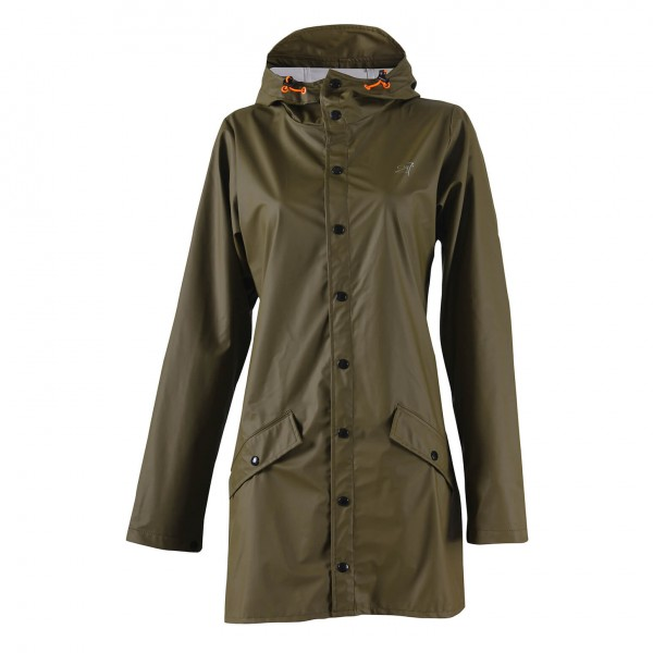 2117 of Sweden - Women's Brämhult Street Rain Jacket