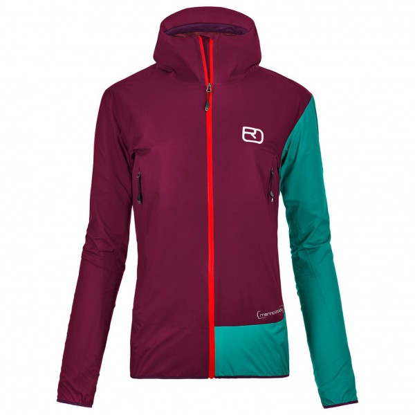 Ortovox - Women's 2.5 L (MI) Jacket Civetta - Veste hardshel
