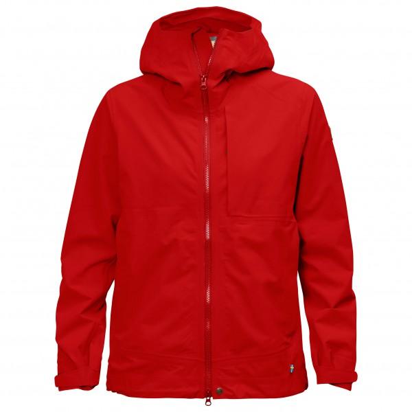 Fjällräven - Women's Abisko Eco-Shell Jacket - Regenjack