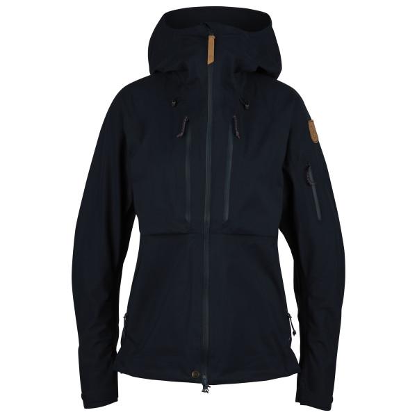 Fjällräven - Women's Keb Eco-Shell Jacket - Regnjacka