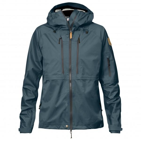 Fjällräven - Women's Keb Eco-Shell Jacket - Regnjakke