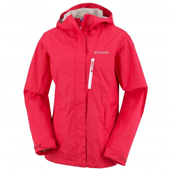 Columbia - Women's Pouring Adventure Jacket - Veste hardshel