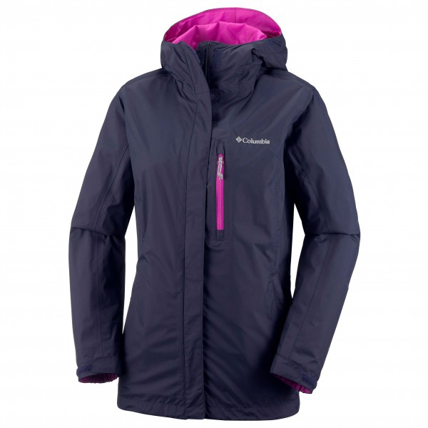 Columbia - Women's Pouring Adventure Jacket - Hardshelljack