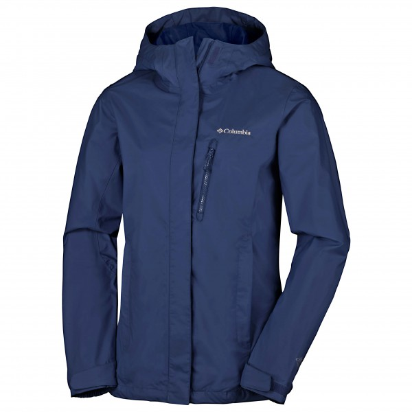 Columbia - Women's Pouring Adventure Jacket - Regnjacka
