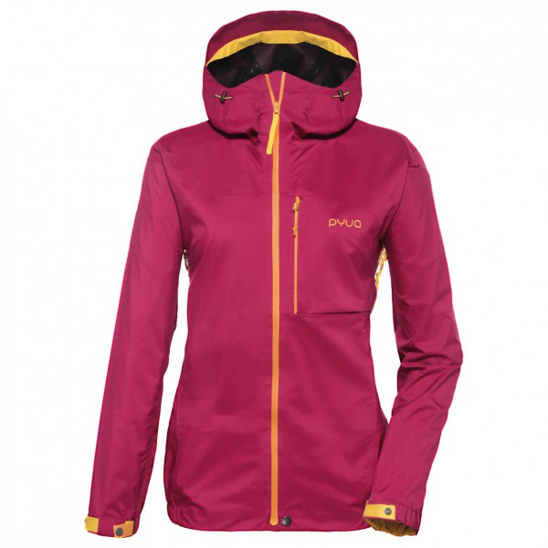 Pyua - Women's Breakout 3-Layer Jacket - Hardshelljacke