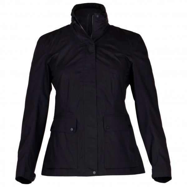 Alchemy Equipment - Women's Laminated Waxed Cotton Jacket - Chaqueta impermeable