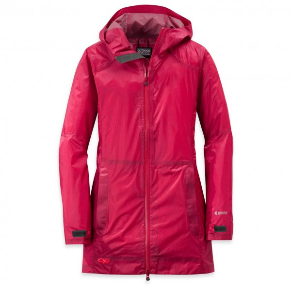 Outdoor Research - Women's Helium Traveler Jacket - Mantel