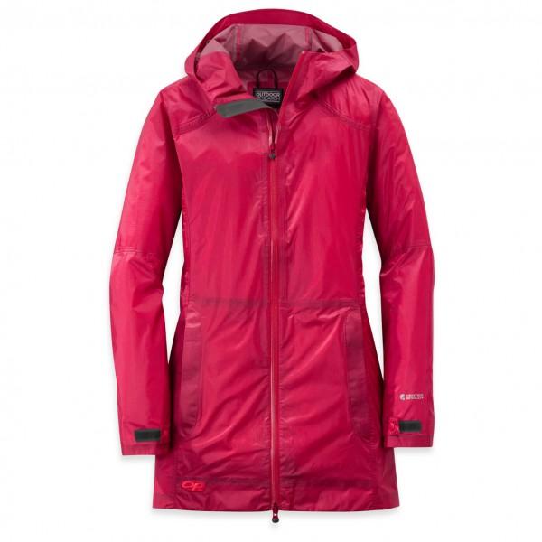 Outdoor Research - Women's Helium Traveler Jacket - Pitkä takki