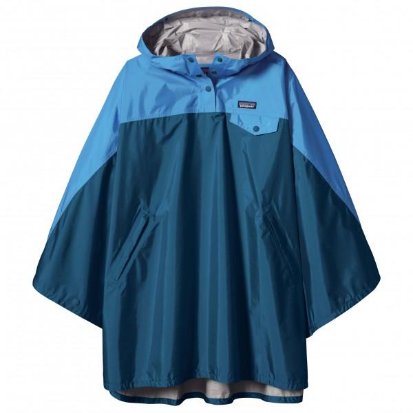 Patagonia - Women's Torrentshell Poncho - Hardshell jacket