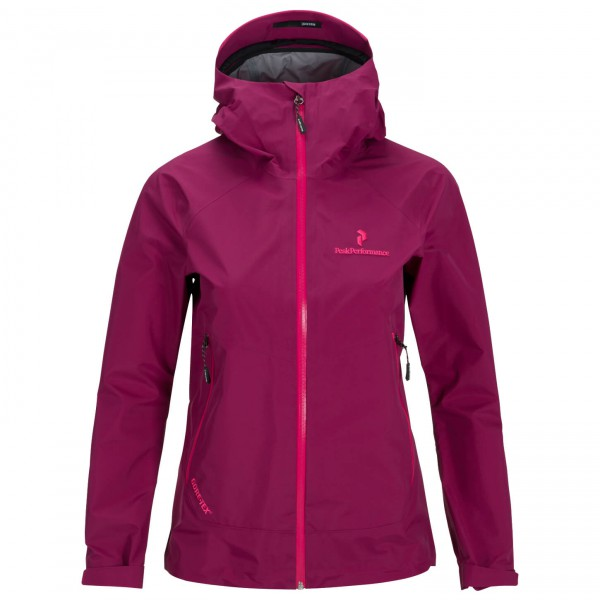 Peak Performance - Women's Blacklight 3L Jacket