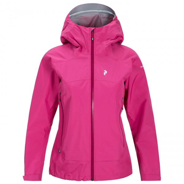 Peak Performance - Women's Stark Jacket - Hardshelltakki