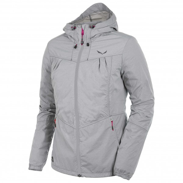 Salewa - Women's Fanes Melange PTX 2L Jacket - Regnjacka