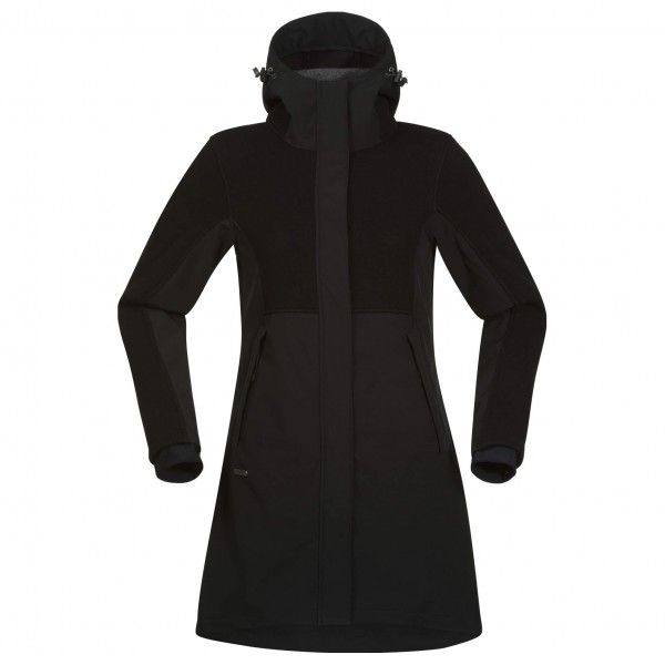 Bergans - Women's Flora Hybrid Coat - Pitkä takki