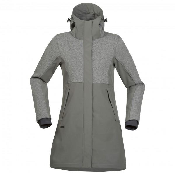 Bergans - Women's Flora Hybrid Coat - Lang jakke