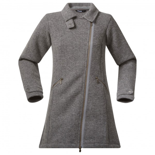 Bergans - Women's Isop Coat - Pitkä takki