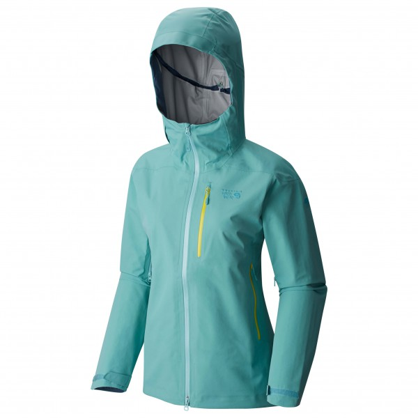 Mountain Hardwear - Women's Sharkstooth Jacket - Regnjakke