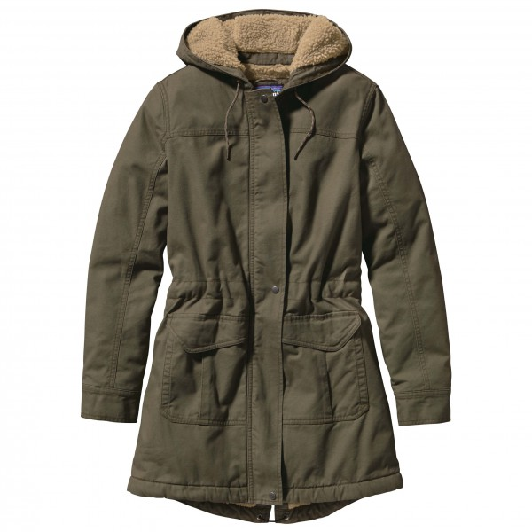 Patagonia - Women's Insulated Prairie Dawn Parka - Coat