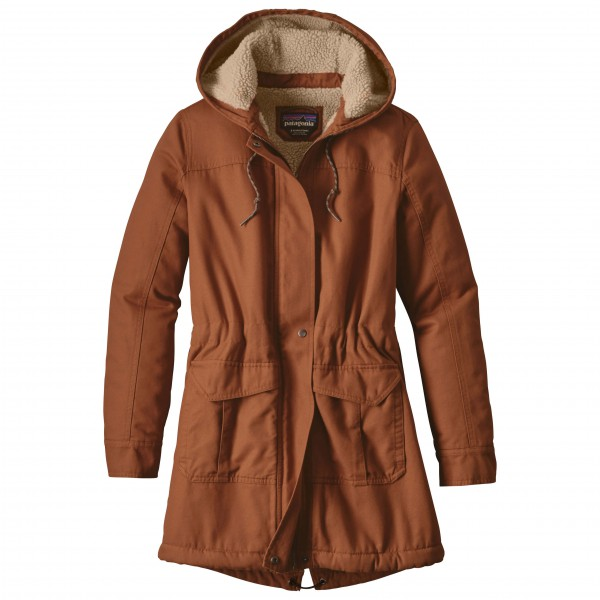 Patagonia - Women's Insulated Prairie Dawn Parka - Mantel