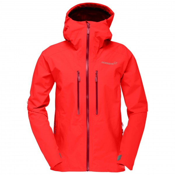 Norrøna - Women's Trollveggen Gore-Tex Light Pro Jacket - Waterproof jacket
