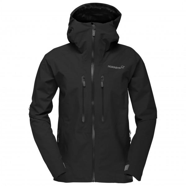 Norrøna - Women's Trollveggen Gore-Tex Light Pro Jacket - Regnjacka