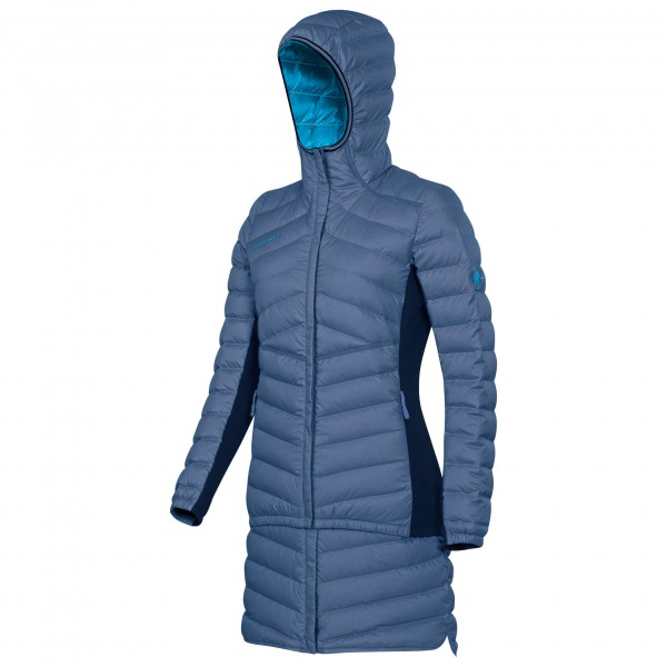 Mammut - Runbold Pro IN Hooded Jacket Women - Långjacka