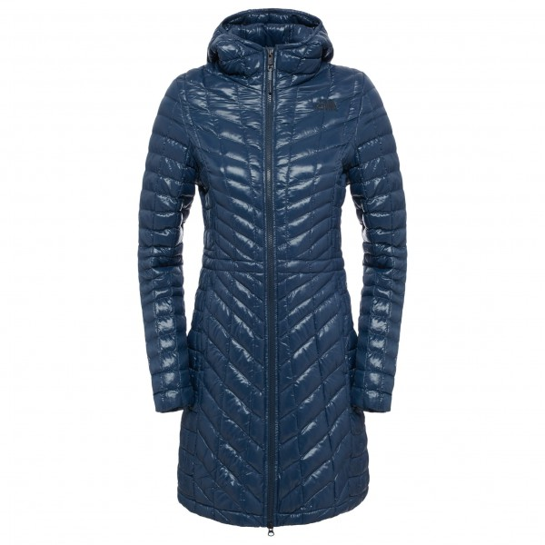 The North Face - Women's Thermoball Parka - Pitkä takki