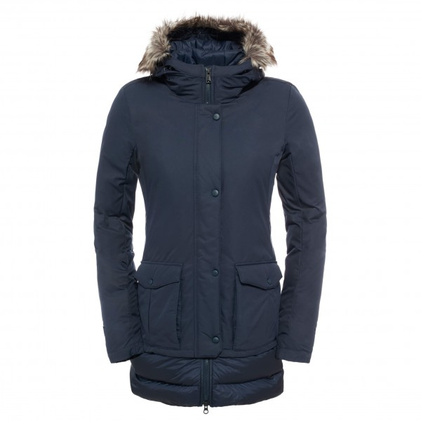 The North Face - Women's Tuvu Parka - Mantel