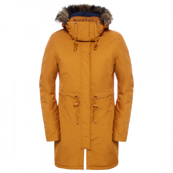 The North Face - Women's Zaneck Parka - Mantel