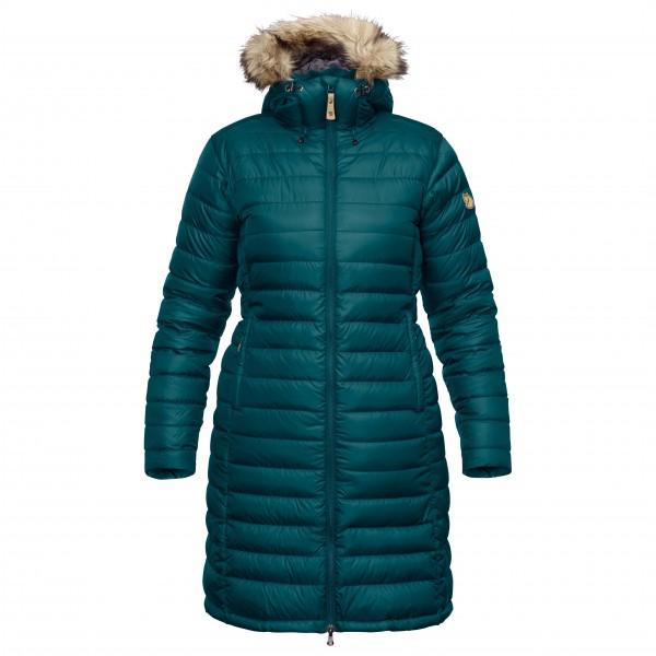 Fjällräven - Women's Övik Down Parka - Pitkä takki