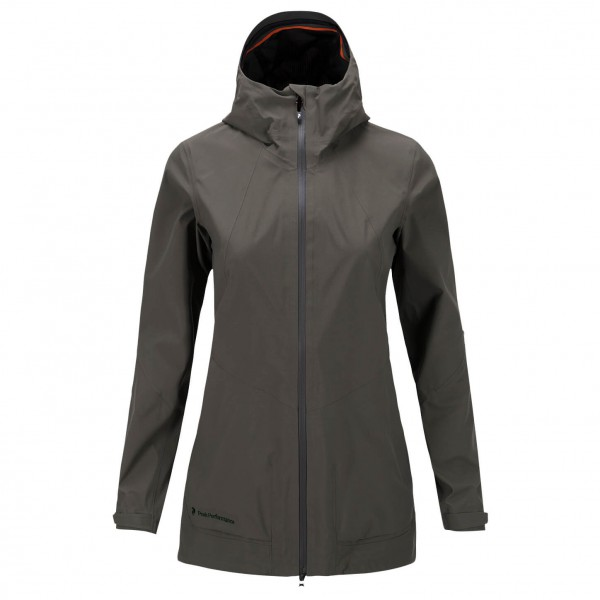 Peak Performance - Women's Civil 3L Jacket - Hardshelltakki